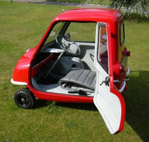 Peel P50 - World's smallest production car