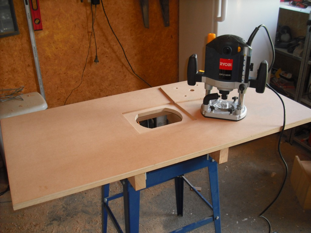 Woodwork diy router table pdf plans for How to make a router table stand